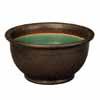 信楽焼 睡蓮鉢 窯肌ケズリ鈴型水鉢 62cm (SG-SA95-9)