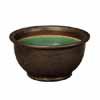 信楽焼 睡蓮鉢 窯肌ケズリ鈴型水鉢 50cm (SG-SA95-11)