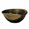 信楽焼 睡蓮鉢 古陶たわみ水鉢 51cm (SG-SA96-6)