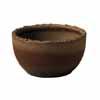 信楽焼 睡蓮鉢 コゲ丸型水鉢 47.5cm (SG-SA98-5)