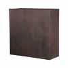 木目調植木鉢カバー MOKU・プランターボックス 100cm (MH-EB-THKI03)
