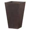 木目調植木鉢カバー MOKU・スクエアー H65cm (MH-EB-THKI06)