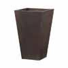 木目調植木鉢カバー MOKU・スクエアー H54cm (MH-EB-THKI07)