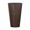 木目調植木鉢カバー MOKU・ラウンド H54cm (MH-EB-THKI12)