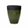 ファイバーストーン・カプリ・鉢カバー 36.5cm (グリーン) (YT-FS-201G36E)
