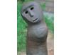 埴輪[はにわ]の置き物 サル [H32cm]