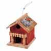 木製・バードハウス A (TY-80915)